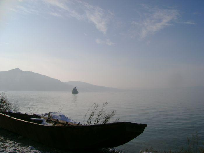 Cazanele Dunarii iarna (3)