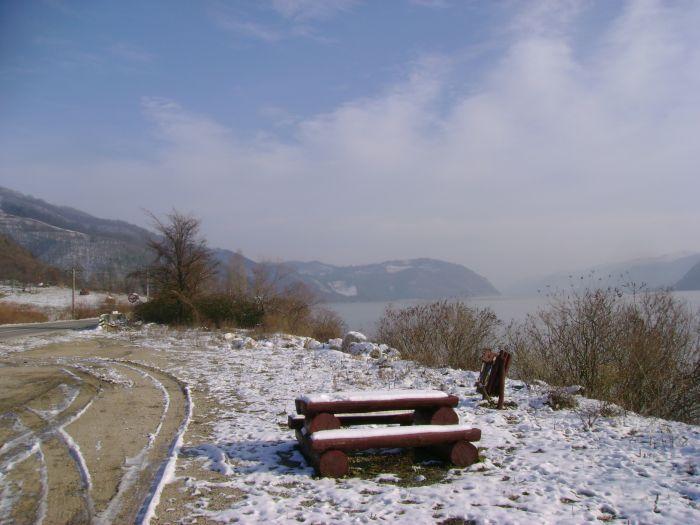 Cazanele Dunarii iarna (7)