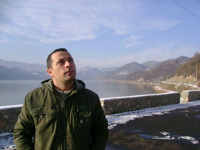 Cazanele Dunarii iarna (8)