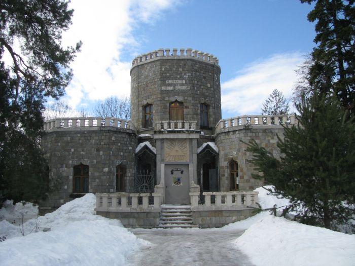Castelul Iulia Hasdeu Campina (1)