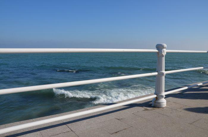 Marea Neagra Constanta iarna (1)