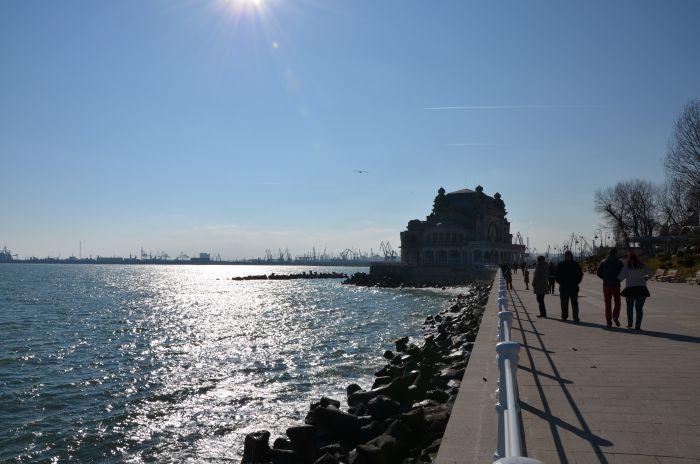Marea Neagra Constanta iarna (2)