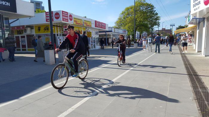 pista biciclete Mamaia