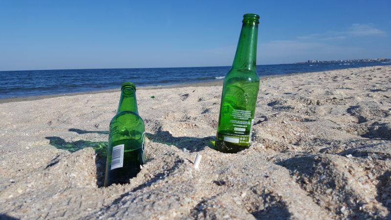 plaja Mamaia 1 Mai