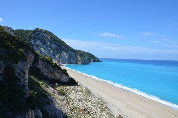 Lefkada plaja Milos (1)