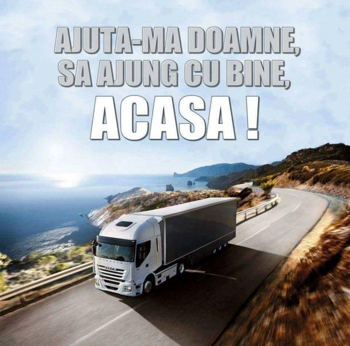 soferi de camion TIR 2