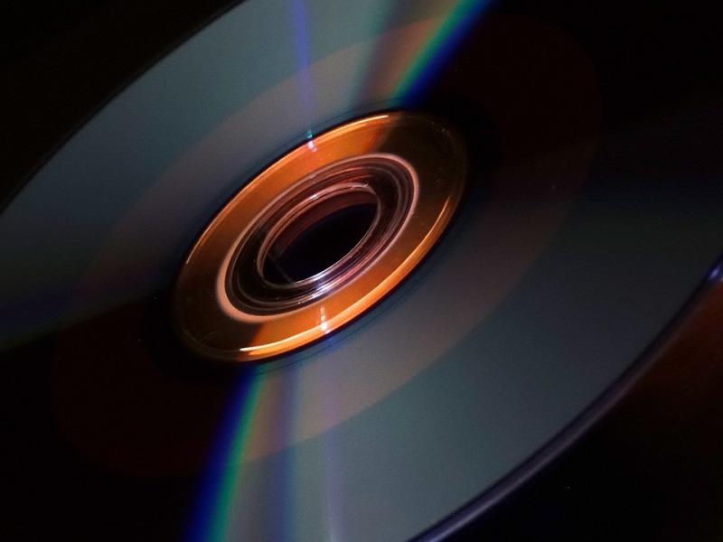 CD negru