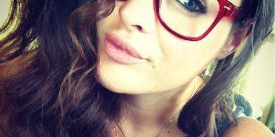 femeie sexy ochelari