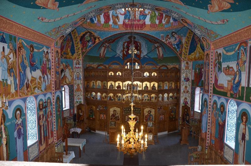 manastire Sfanta Treime comuna Pestera