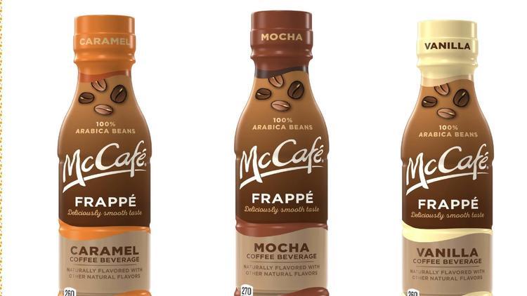 cafea cu aroma vanilie cafea McDonalds