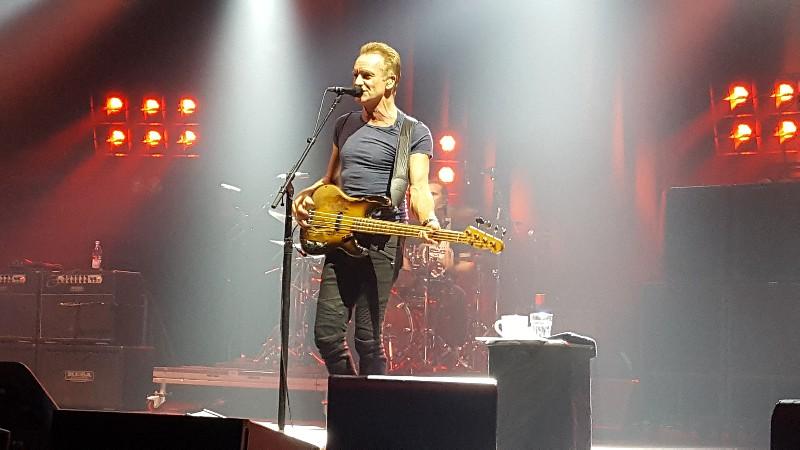 Concert Sting la Cluj Napoca
