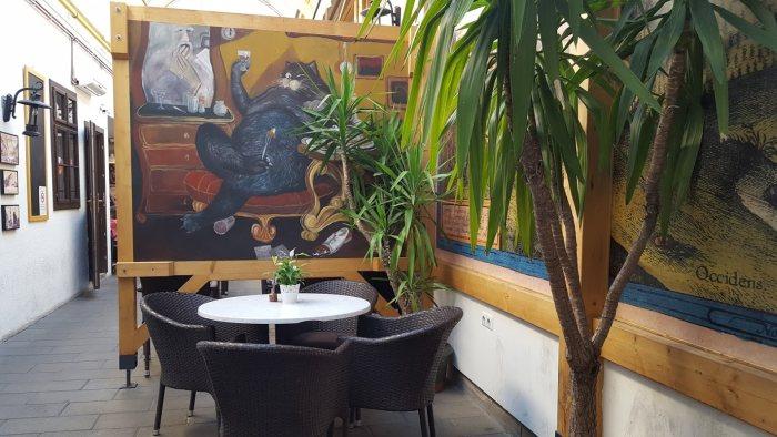 cafe Bugakov Cluj Napoca