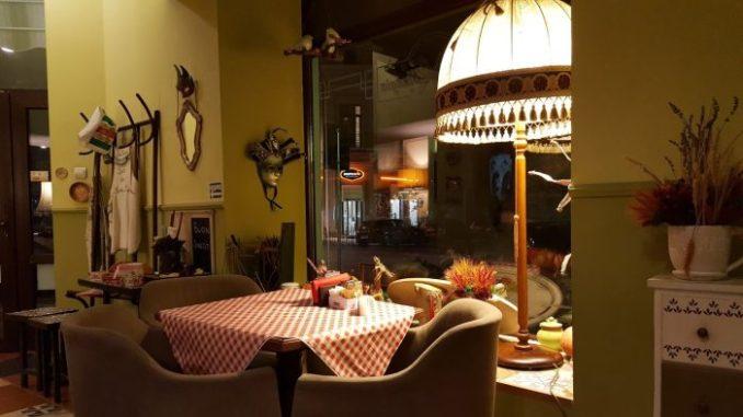 Mangia Mangia restaurant italian in Constanta
