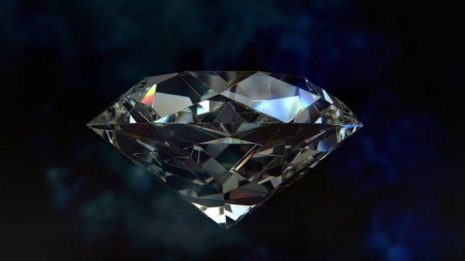 poza diament bogatie