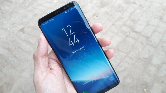 update la Android 8 Oreo pe Samsung S8