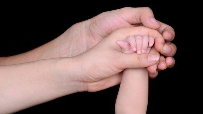 poza copil nou nascut