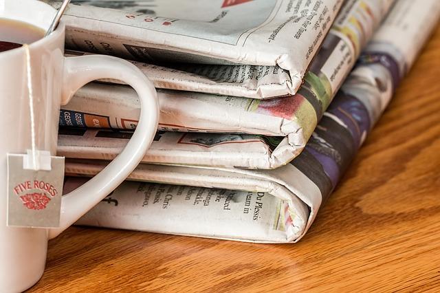 poza ziare presa