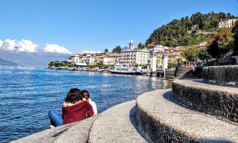 Lacul Como Italia