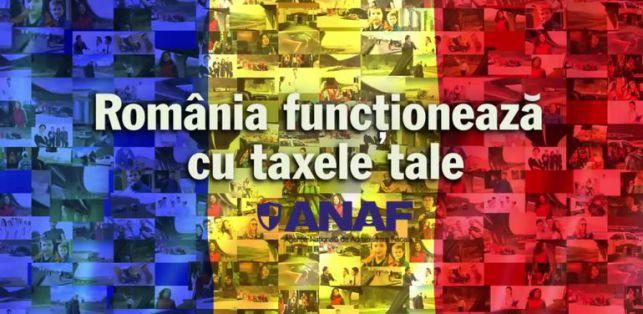 ANAF impozite si taxe
