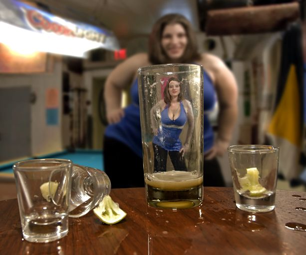 alocoolul prietenul femeilor