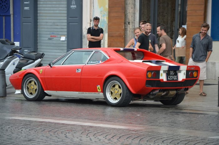 Ferrari masina articol milionar Mihai Tufan